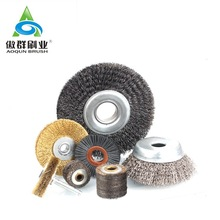Auto Nylon Wheel Brush Export to Japan