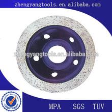 2015 good quality metal bond diamond & cbn grinding wheel