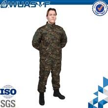 US Army Camouflage CP A-tacs FG Ripstop Combat BDU Suits Military BDU Uniform Set Jacket & Pant