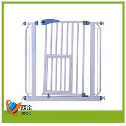 dog pet safety gate iron gate door pet friendly baby gate