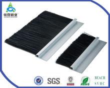 Hot sale 2015 interior nylon door bottom sweep door brush manufacturer china supplier
