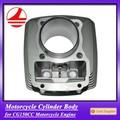 Cg150cc del cilindro del motor partes externas de cilindro de la motocicleta de motocicletas