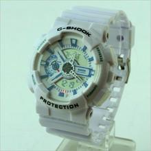 GMT dual time zone 30 meters waterproof euramerican style multi-function digital watches