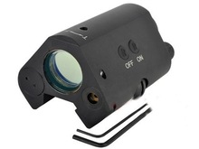 KV2-019 1x24 red dot scope red dot sight with red laser sight for G36 long scope for hunting shooting
