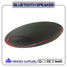 High quality sound pill wireless bluetooth speaker with hands free, large battery