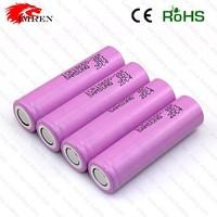 Samsung li ion battery 18650 2600mah samsung li ion battery 18650 ICR 18650-26F