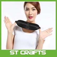 100% Pure Silk Sleep Mask and Blindfold Eyeshade