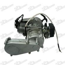 Electric & Pull Starter 47 49cc 2Stroke Engine Motor Air Cooling For Mini Pocket Dirt Quad Bike ATV