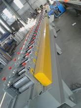 price of running machinery shutter door slat roll forming machinery