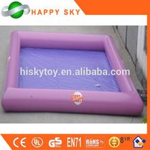 2015 Top quality customize kids sand pool, inflatable kids pool, cartoon inflatable pool
