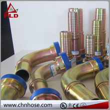 Hose of very famous flat face hydraulic quick couplings