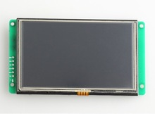 """7.0"""" TFT LCD monitor with CPU and controller board"""