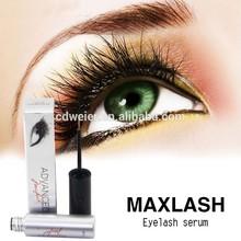 MAXLASH Natural Eyelash Growth Serum (silver serum)
