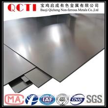 light weight gr5 titanium alloy sheet produce ultralight aircraft for sale