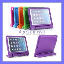 Multi Function Child Drop Proof EVA Kids Case For iPad Cover Bag With Handle