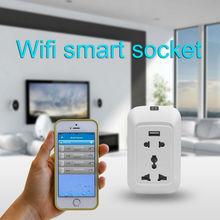 IOS,Android Phone control EU,AU,UK,USA Belkin WeMo wifi Plug Wireless Remote Control Switch Timer Smart wifi electrical socket