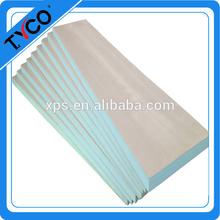 insulation sheet styrofoam strong xps sanwich waterproof pannels