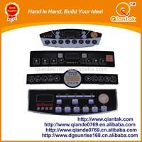 2015 Newly Tactile Membrane Switch Keypad Membrane Keyboard