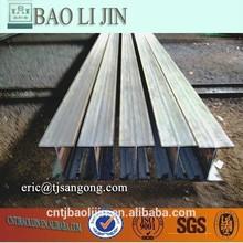 High zinc coated thickness galvanized iron Universal Beams