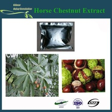 High quality horse chestnut, herbal extract horse chestnut extract, horse chestnut powder CAS: 531-75-9