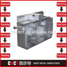 Hight Quality Sheet Metal Fabrication / Stainless Steel Fabrication / Aluminum Fabrication