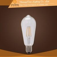 Energy Saving Led Edison Bulb Made in China ,Dimmable Auto st64 E27 Led Bulb