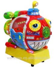 Hot sale!!!park amusement rides for kids mini flume ship