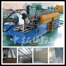 steel keel roller former making machine,steel drywall cd ud profile making machine