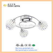 Globo Ceiling lamp 3* G9 ceiling light