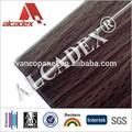 Color de madera panel compuesto de aluminio/acp
