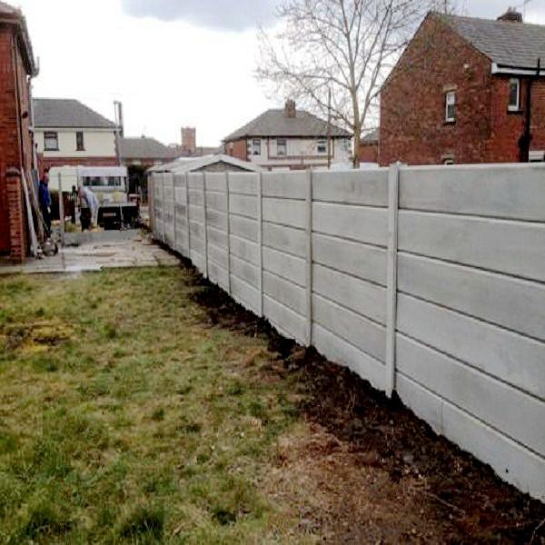 decorative concrete wall fence designscement board wall