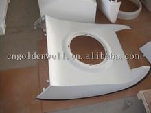 good design frp/grp/glass fiber customized apparatus cover