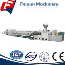 Pvc Cable tubería que hace la máquina / línea de producción