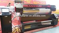 ADL-D1018 sublimation textile printer/cloth banner printing machine