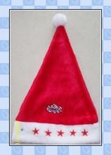 high quality 2015 fashion children animated santa hat
