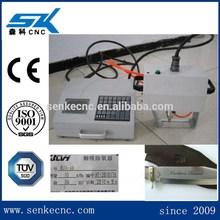VIN code/serial numbers/date/ Portable LCD CNC Desktop Dog Tag marking machine