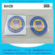 Custom Stamp Metal Coin