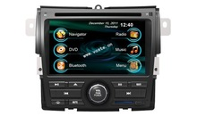 In-car entertainment Car audio stereo system/in car radio/dvd/gps navigation for Honda (Fit for right hand drive) V6202HC