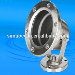 aluminium alloy Color Changing Led Swimming Pool Light sheat sink from 5 years Dongguan simu lighting factory