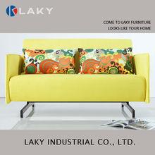 LK-SB106 Contemporary colorful fabric sofa bed