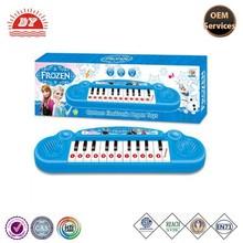 Frozen girl electronic organ toy keyboard piano toy