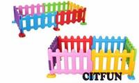 children plastic fence CIT-C4059