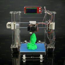 3D printer printing ad