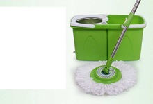 haoqiang new hot selling 360 magic mop 2015 new product dry rotation mop handle