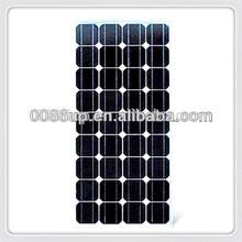 good quality&low price solar panel 150W size1480*680*40mm use mono solar cells