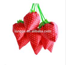 Cute foldable shopping eco reusable tote bag wholesale supermarket