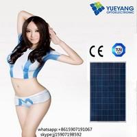 Lowest price high reliability poly solar panel 500 watt for sale broken solar cells