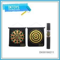 18 Inch Dart Board Toy Custom Magnetic Dartboard With 6 Darts