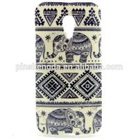 Free Sample Printing Colored Drawing Skin cover TPU case for Motorola Moto G2