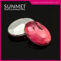 caliente la venta de diamantes de imitación de cristal sandalias con gran precio